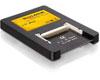 "Card Reader 2,5""Laufwerk IDE44pin -> 2xCompact Flash"