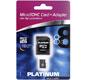 Carte Micro SD 8 Go SDHC, avec adaptateur SD