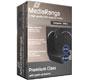 MediaRange Boîtier DVD (14mm, noir) pour 4 DVD, 5 pièces