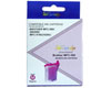Cartouche d'encre compatible Brother LC600M, magenta