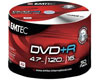 EMTEC DVD+R 4,7GB 16X Easypack (50)