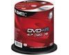 EMTEC DVD+R 16x, 100 pièces en cake box