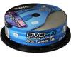 DVD+R double couche 8,5Go 8x, 25 pièces en cakebox