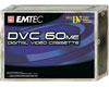 Cassette vierge Mini-DV 60 min, 5 pièces en pack