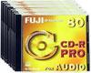 CD-R Audio Pro, 10 pièces en jewelcase