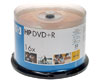 Hewlett Packard DVD+R 4.7Go 16x, 50 pièces en cake box