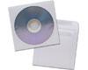 Enveloppes adh�sives � fen�tre, pour CD/DVD, 100 pi�ces