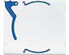 Flip'n'Grip Boitier bleu, la pièce