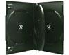 X-Layer Boitier DVD pour 4 CD/DVD noir Haute Qualité, 1 pièce