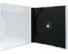 X-Layer JewelCase 1 CD XLayerEco tray schwarz 100 St