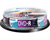 Philips DVD-R 16x, 10 pièces en Cakebox