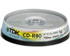 TDK CD-R 52x, cake 10