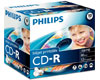 CD-R imprimable, 10 pièces en jewelcase