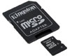 Kingston Micro SD Card 4GB SDHC Class 4, with adapter SD