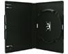 Amaray Boîtier DVD (14mm ,noir) haute qualité pour un CD/DVD