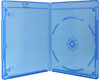 X-Layer Single BluRay Case (Blue), 1 piece