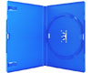 Amaray Single DVD case (14mm, blue)  HQ, 1 piece