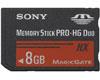 MemoryStick MS Pro-HG Duo HX 8Go Ecopack