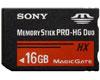 MemoryStick MS Pro-HG Duo HX 16Go Ecopack