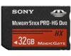 MemoryStick MS Pro-HG Duo HX 32Go Ecopack