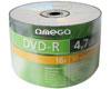 Omega DVD-R 16x, 50 pièces en shrink