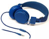 Casque Plattan Navy pour iPhone/iPad/iPod/Mac/MP3 - OCCASE