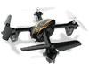 Syma Toys Quadricoptère SYMAC X11 2.4G 4 canaux avec Gyro + caméra (Noir)