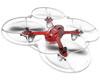 Syma Toys Quadricopt�re SYMAC X11 2.4G 4 canaux avec Gyro + cam�ra (Rouge)