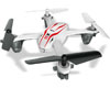 Syma Toys Quadricopt�re SYMAC X11 2.4G 4 canaux avec Gyro + cam�ra (Blanc)