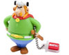 "EMTEC Clé USB 4 Go, série ASTERIX™, ""Abraracourcix"""