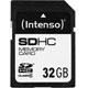 Intenso Carte SD 32GB Class10