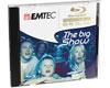 EMTEC BD-RE 1-2x, 1 pièce en JewelCase