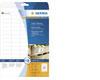Herma Etiketten A4 weiss 35,6x16,9 mm extrem haftend 2000 St.