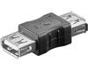 goobay USB 2.0 Hi-Speed Adaptor A jack > A jack