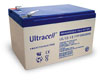 Ultracell Lead acid battery (Ultracell) 12 V 12,0 Ah (Faston 250 - 6,3mm)