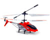 Syma Toys Hélicoptère RC SYMA S107G Gyro infrarouge 3 voies - Rouge