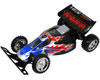 Voiture RC buggy Scorpion / Wild Raider 110 (bleu)