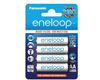 Panasonic Battery Pre-charged batteries, AA, 1.2V, 1900 mAh, Panasonic-Eneloop, blister pa