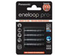 Panasonic Battery Pre-charged batteries, AAA, 1.2V, 900 mAh, Panasonic-Eneloop, blister pa