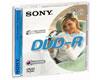 DVD-R 8cm 2x double face, 1 pièce en Jewelcase