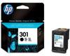Hewlett Packard Cartouche d'encre No.301/CH561EE Noir