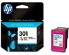 Hewlett Packard Cartouche d'encre No.301/CH562EE Couleur