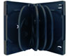 10er CD/DVD Case (Black), 1 piece