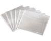 Hama Pochettes en polypropylène pour CD/DVD, 75 pièces, Transparent