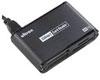 Lecteur de Cartes 150in1 USB2.0 ext.Metall HighSpeed SDHC