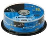 Intenso DVD+R 4,7GB 25pcs Cakebox 16x