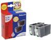 Pelikan Encre Canon PGI-5 bk compatible noir Pack Double