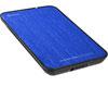 """QickStore port. 2,5"""" SATA-USB2.0 bleu"""