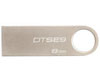 Kingston Technology 8GB Data Traveler Champagne SE9 USB Flash Drive