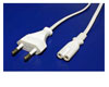 Cable appliance, 230V plug/5 m, 2-Pin boot